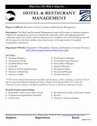 sample resume for hotel elegant management of manager job description template example front desk security 1440