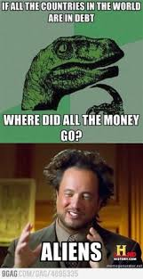 Where Did The Aliens Meme Come From - ancient aliens meme ancient aliens crazy hair guy pinterest
