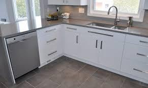 comptoir de cuisine sur mesure réalisations cuisine salle de bain meuble sur mesure