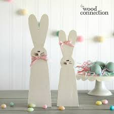 Easter Bunny Decoration Craft by 118 Best Easter Images On Pinterest Wood Crafts Easter Crafts