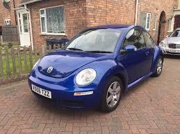 2006 volkswagen 1 6 beetle luna 102ps blue full service history