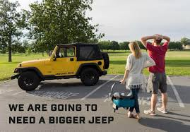 baby jeep wrangler thought you guys and gals would enjoy our baby announcement jeep