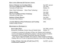 Surgical Tech Resume Examples by Piano Accompanist Resume Example Southern Adventist University