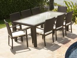 patio 39 amazing outdoor dining sets for 8 in home decor