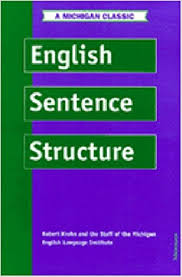 identify sentence pattern english grammar english sentence structure intensive course in english robert