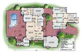 mediterranean house plans mediterranean house plans florida home design wdgg2 4280 g 13296