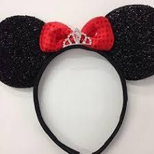 minnie mouse ears headband diy kits pretty in pink supply