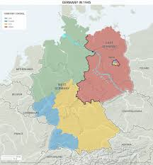 East And West Germany Map by The Causes Of Germany U0027s Political And Social Divide Geopolitical