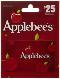 applebee s gift cards applebee s happy birthday 25 gift card gift cards