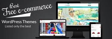 best free 17 best free ecommerce themes 2018
