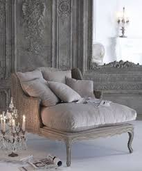 Grey Chaise Lounge Oversized Chaise Lounge Hollywood Thing