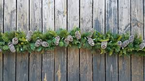 garland holiday garland christmas garland mantel garland