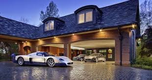 awesome car garages 10 awesome garages that ll give you man cave envy