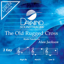 Old Rugged Cross Music The Old Rugged Cross Alan Jackson Christian Accompaniment