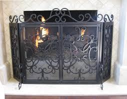 free standing firescreens d u0027hierro iron doors plano tx