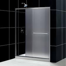 Kohler Frameless Sliding Shower Door Shower Kohler Frameless Sliding Glass Shower Doorsframeless