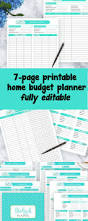 Free Household Budget Spreadsheet Best 25 Home Budget Worksheet Ideas On Pinterest Home Budget