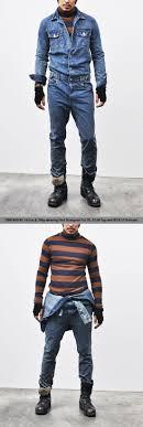 denim jumpsuit mens bottoms workwear vintage blue denim jumpsuit 110