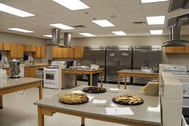 home economics kitchen design george west high school lwa architects