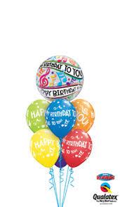 birthday balloon arrangements notes birthday balloon bouquet balloon bouquets
