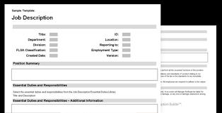 Bank Teller Job Description Resume by Sample Job Description Templates 9 Bank Teller Job Description