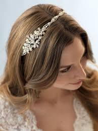 pearl headband dayna pearl headband shop wedding headpieces usabride