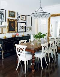 Dining Room Best  Dark Wood Table Ideas On Pinterest With Regard - Amazing round white dining room table property