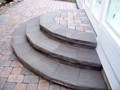 Patio Pavers Calculator Decorative Paver Patio With Steps Gardening Pinterest Patio