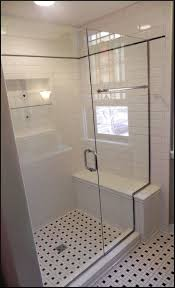 Walk In Shower With Bench Seat Bathroom Renovations