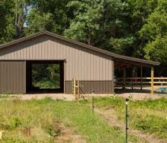 How To Build A Pole Barn Shed by Pole Barn Pitch Break A How To