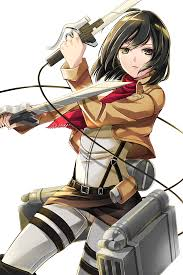mikasa white attack on titan risen from the ashes a roleplay