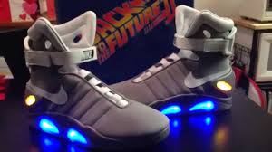 halloween sneakers back to the future 2 shoes review nike air mag halloweencostumes