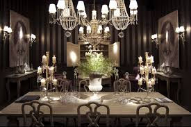 lovely sophisticated calming classic italian dining room design