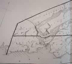 St John Map Family Heritage Ca New Brunswick And Nova Scotia Genealogy
