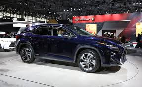 lexus rx redesign years 2016 lexus rx photos and info u2013 news u2013 car and driver