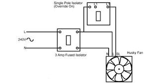 extractor fan wiring diagram efcaviation com