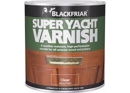 Exterior Door Varnish Yacht Varnish Blackfriar