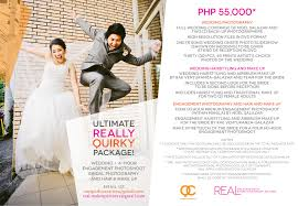 wedding photography packages check out this ultimate really wedding and prenup package