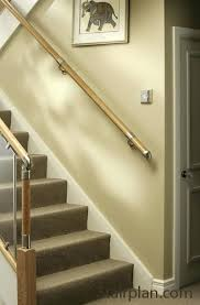 Stair Banisters Uk Wooden Stair Handrails B Wooden Stair Handrail Kits Unfinished Red