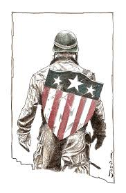 captain america sketch by joelstand on deviantart