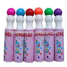 10mm nip size 40ml scented bingo daubers pop dabber dot marker