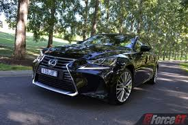 lexus is or bmw 3 2017 lexus is 300h review forcegt com