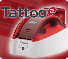 tattoo id card printer idcardz com evolis id card printers tattoo pebble dualys and