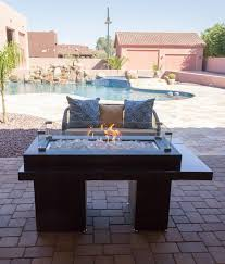 Table Firepit Az Patio Heaters Two Tiered Steel Propane Pit Table Reviews