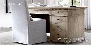 Partner Desk With Hutch All Desks Rh