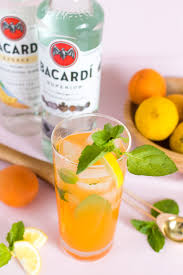 mojito recipe card apricot mojito club crafted