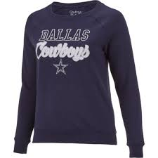 cowboys sweater dallas cowboys s howell pullover crew sweater academy