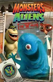 monsters aliens volume comic vine