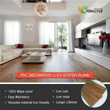 Interlocking Laminate Flooring Waterproof Interlocking Pvc Vinyl Flooring Plank Waterproof