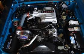 93 mustang engine paxton supercharged 1993 ford mustang cobra on sale for 25 000
